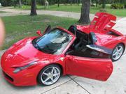 2012 FERRARI 456 2012 - Ferrari 458